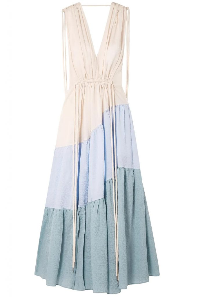 Lee Matthews Lilian maxi dress
